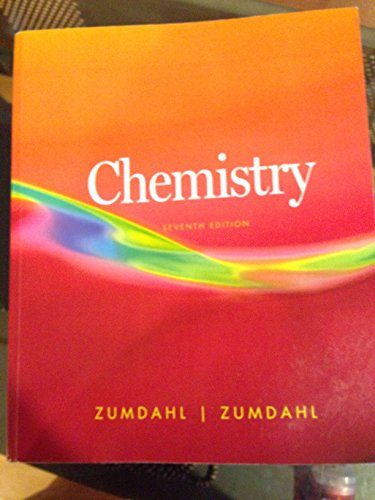 9780618770830: Chemistry Edition: seventh