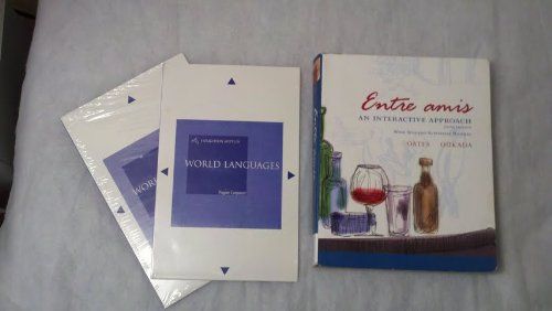 9780618770854: Entre Amis with St ACT Manual (Custom) 5th