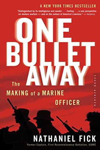 9780618773435: One Bullet Away: The Making of a Marine Officer