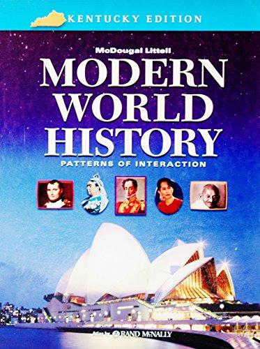 Mcdougal Littel World History Patterns Interaction Student