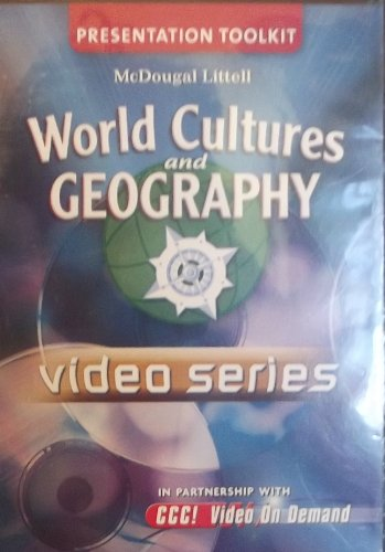9780618776696: World Cultures and Geography: Video Series on DVD
