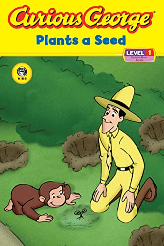 Curious George: Curious George Plants a Seed
