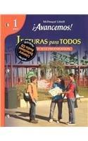 Avancemos! Level 1: Lecturas para Todos with