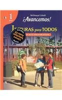 9780618782093: Avancemos: Lecturas para todos (Student) with Audio CD, Level 1 (Spanish Edition)