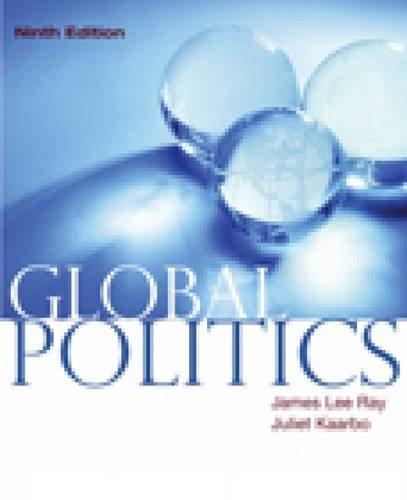 9780618783434: Global Politics 9th Edition
