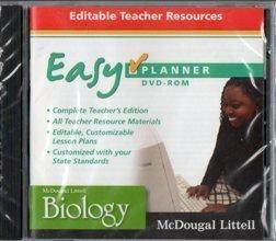 9780618783465: McDougal Littell Biology: EasyPlanner DVD-ROM