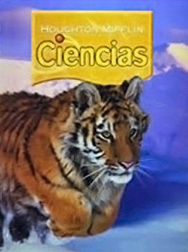 9780618791972: Houghton Mifflin Ciencias: Support Reader 6-pack Grade 5 Chapter 11: Explorar el espacio (Spanish Edition)