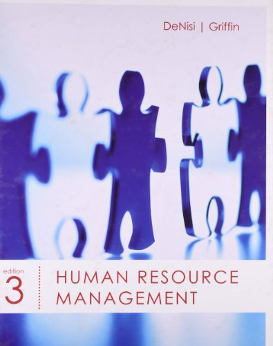 9780618794195: Human Resource Management