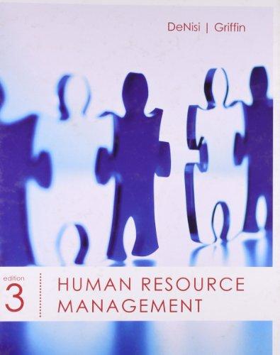 9780618794195: Human Resource Management