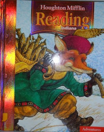 9780618796885: Houghton Mifflin Reading Indiana: Student Edition Level 2.1 Adventures 2007