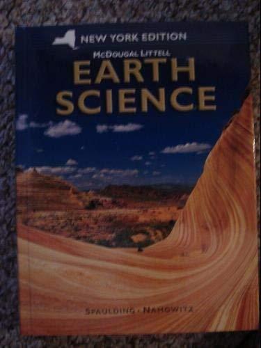9780618798162: McDougal Littell Earth Science New York: Student Edition Grades 9-12 2007