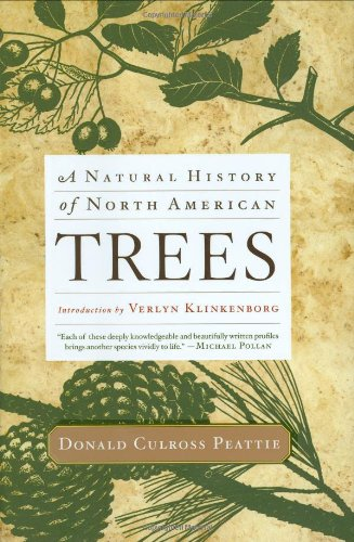 9780618799046: A Natural History of North American Trees