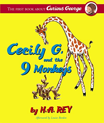 9780618800667: Cecily G. and the 9 Monkeys (Curious George)
