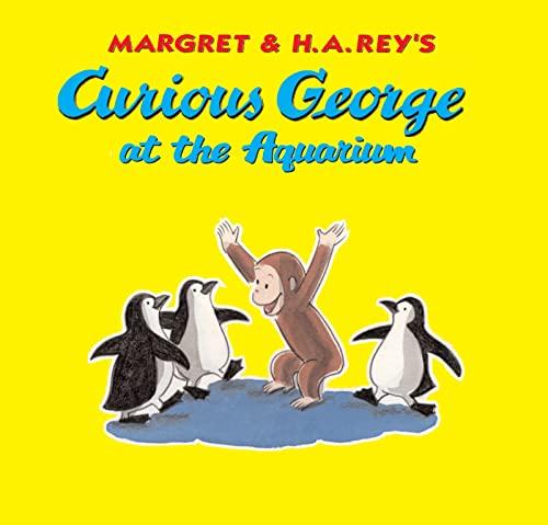9780618800674: Curious George at the Aquarium
