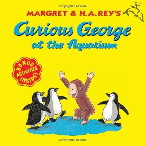 9780618800681: Curious George at the Aquarium