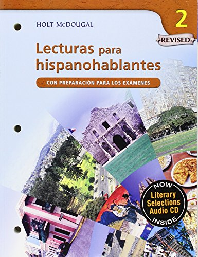 McDougal Littell ?Avancemos!, Level 2 : Lecturas: McDougal