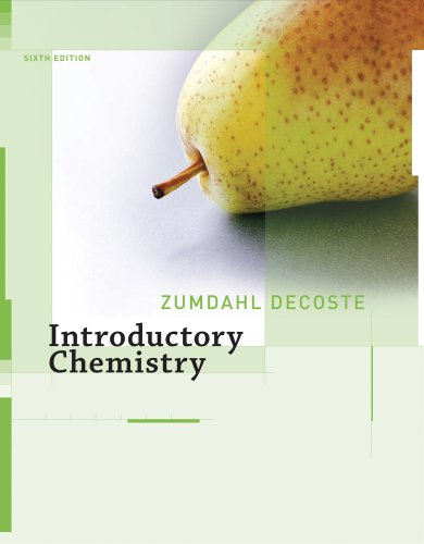 9780618803286: Introductory Chemistry (Available 2010 Titles Enhanced Web Assign)