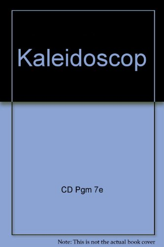 9780618804481: Kaleidoscop (German Edition)