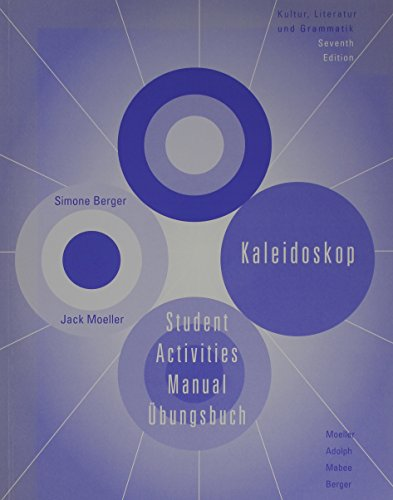 9780618804511: Kaleidoscop (German Edition)