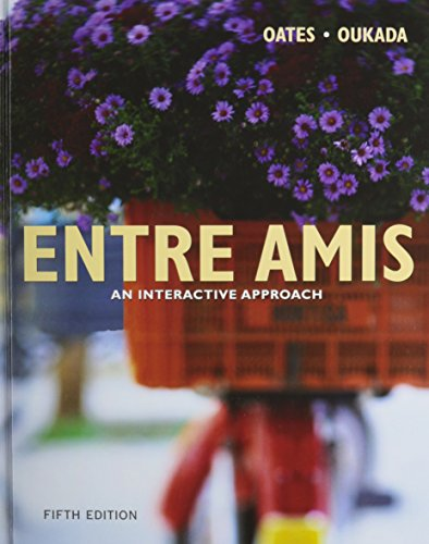 9780618806720: Entre Amis (French Edition)