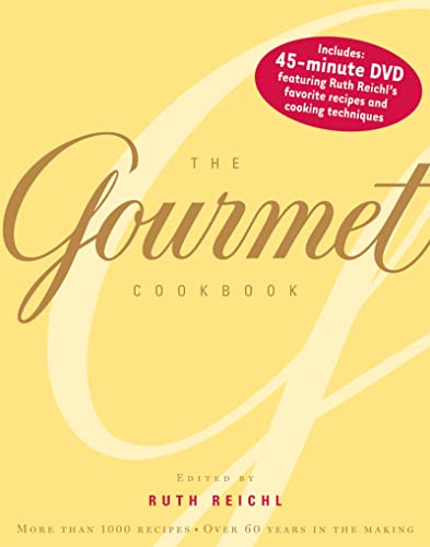 9780618806928: The Gourmet Cookbook: More Than 1000 Recipes