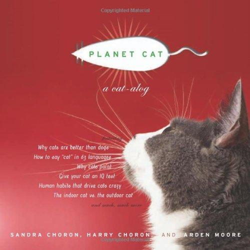 9780618812592: Planet Cat: A CAT-alog