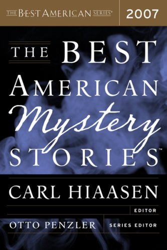 9780618812639: The Best American Mystery Stories 2007