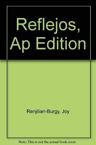 9780618814961: Reflejos Ap Edition