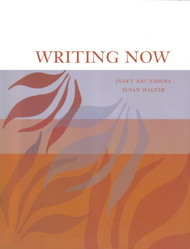 9780618815005: Writing Now (Intructor's Edition) Edition: First