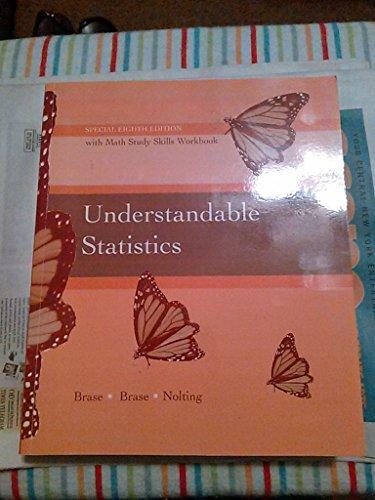 Understandable Statistics: Brase, Charles Henry