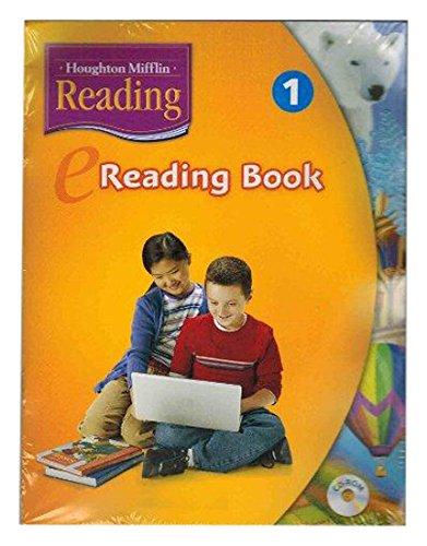 e reading book