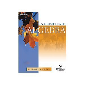9780618817764: Intermediate Algebra