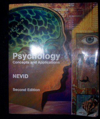 Psychology Concepts and Applications: Jeffery S Nevid