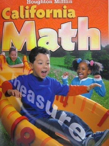 9780618827381: Houghton Mifflin Mathmatics California: Student Edition Level 2 2009