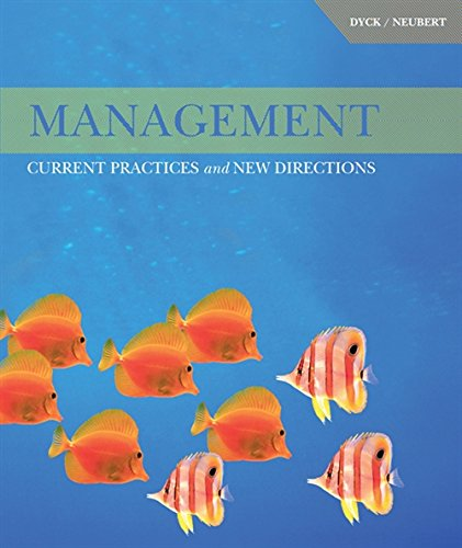 9780618832040: Management: Current Practices and New Directions