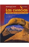 9780618832620: McDougal Littell Science California: Student Edition Spanish Grade 6 Earth Science 2007 (Spanish Edition)