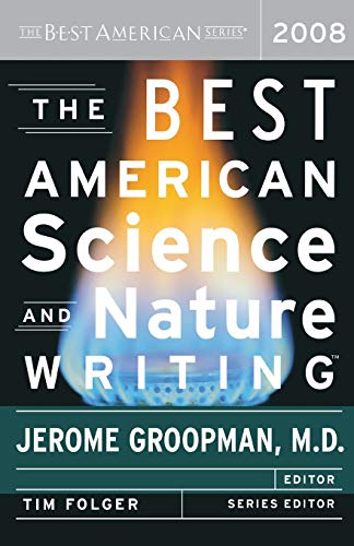 9780618834471: The Best American Science and Nature Writing