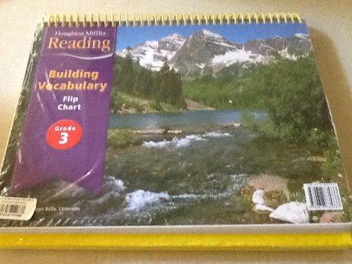 Houghton Mifflin Reading: Vocabulary P Cht Lvl 3: MIFFLIN, HOUGHTON