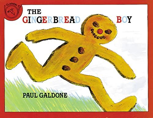 9780618836864: The Gingerbread Boy Big Book (Paul Galdone Classics)