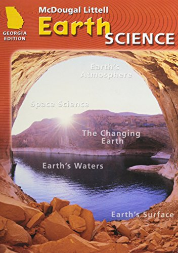 9780618837557: McDougal Littell Science Georgia: Student Edition Grade 6 Earth Science 2008