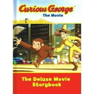 9780618839872: Curious George the Movie: The Deluxe Movie Storybook