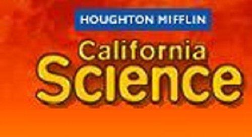 9780618843657: HOUGHTON MIFFLIN SCIENCE SPANI
