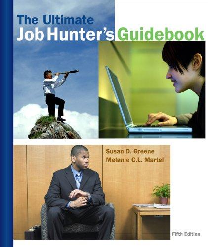 Ultimate Job Hunters Guidebook, by Greene, 5th: Greene, Susan D./