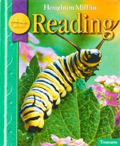 9780618848133: Houghton Mifflin Reading, Grade 1.4, Treasures, Student Edition