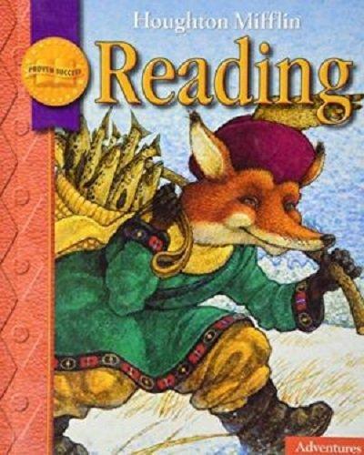 9780618848157: Houghton Mifflin Reading: Anthology Adventures, Grade 2.1