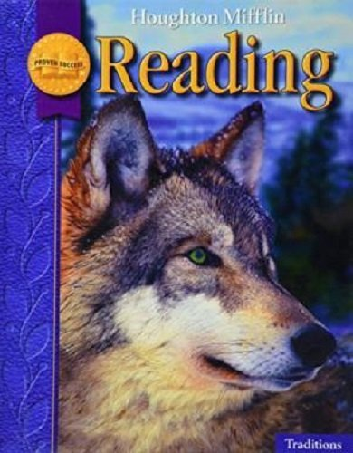 9780618848270: Houghton Mifflin Reading: Student Edition Grade 4 Traditions 2008