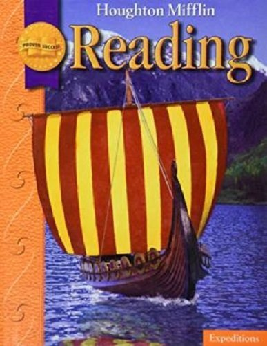 9780618848300: Houghton Mifflin Reading, Level 5: Expeditions, Student Edition
