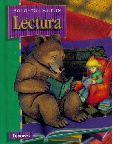 9780618850631: Lectura: Antologías © 2008 Grade 1.4 Tesoros 2008 (Spanish Edition)