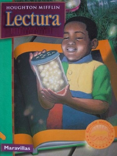 9780618850662: Lectura: Antologías © 2008 Grade 1.5 Maravillas 2008 (Spanish Edition)