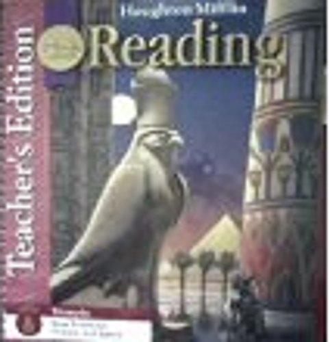 9780618851843: Reading, Theme 6, Teacher's Edition (Triumphs)